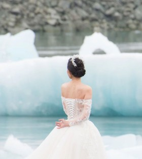 高技术婚纱照怎么拍